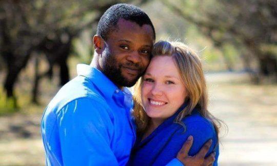Ayodeji and Beth